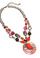 Ruby Rd The Great Escape Collection Necklace