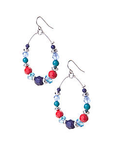 Ruby Rd Eye Candy Collection Earrings