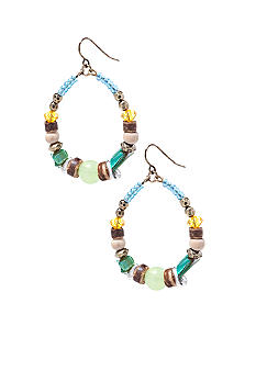Ruby Rd Cocoa Beach Collection Earrings