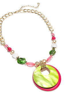 Ruby Rd Cocoa Beach Collection Necklace