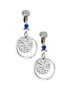 Ruby Rd Beyond The Sea Collection Earrings