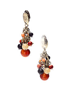 Ruby Rd Tribe Vibe Collection Clip Earrings