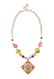 Ruby Rd Citrus Splash Collection Necklace