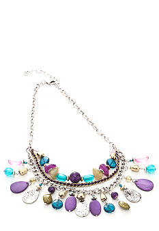 Ruby Rd Tropical Paradise Collection Necklace