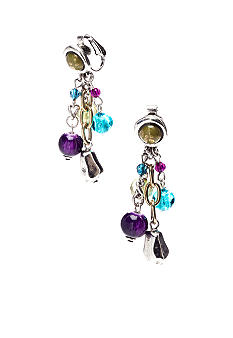 Ruby Rd Tropical Paradise Collection Earrings