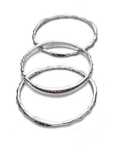 Ruby Rd Metal Items Collection Bracelets
