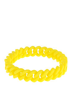 Red Camel Yellow Neon Bracelet