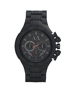 Armani Exchange AX Sport Ranger Silicone Mens Watch