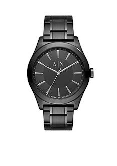 Armani Exchange AX Men's Stainless Steel Three-Hand Watch