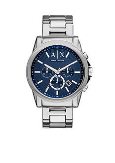 Armani Exchange AX Men's Stainless Steel Chronograph Watch