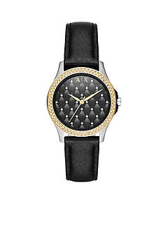 Armani Exchange AX Women's AX Smart Black Watch