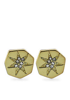 Vince Camuto Gold-Tone Star Earrings