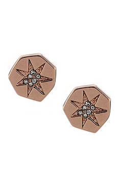 Vince Camuto Rose Gold Star Earring