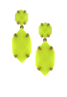 Vince Camuto Bright Gems Earrings