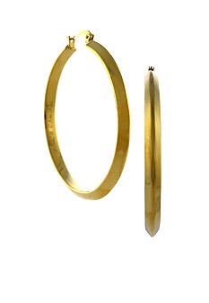 Vince Camuto Spring Basics Hoop Earrings