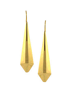 Vince Camuto Spring Basics Gold Drop Earring
