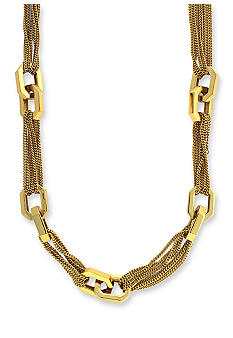 Vince Camuto Modern Links Necklace