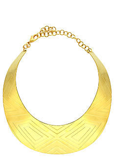Vince Camuto Tribal Luxe Collar Necklace