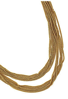 Vince Camuto Spring Basics Gold Necklace