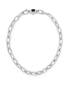 Vince Camuto Oval Link Necklace