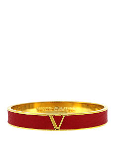 Vince Camuto Red Signature V Bangle