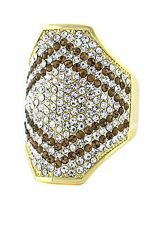 Vince Camuto Gold Holiday Ring