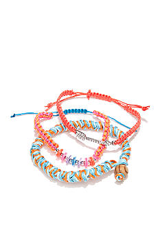 Red Camel Friendship Bracelet Set
