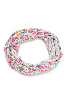 Red Camel Multicolor Floral Head Wrap