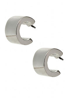 Nine West C-Hoop Earrings