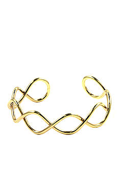 Nine West Wire Cuff Bracelet