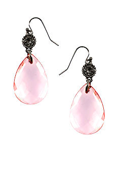 Nine West Double Drop Earrings