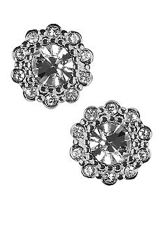 Nine West Flower Stud Earrings