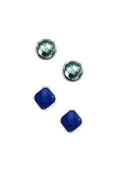 Nine West Stud Earring Set