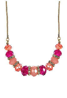 Nine West Slider Frontal Necklace