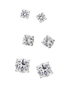 Nine West Trio Stud Earring