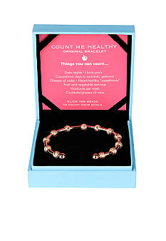 Chelsea Charles Count Me Healthy Original Rose Gold