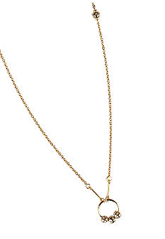 Chelsea Charles Arianne Infinity Circle Necklace