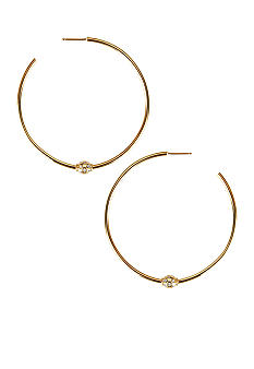 Chelsea Charles Briley Hoop Earrings