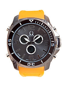 Legion Multi-function Rubber Strap Watch