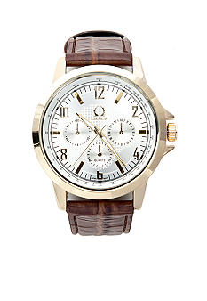 Legion Brown Strap Watch