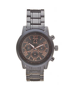 Legion Men's Gunmetal Link Watch