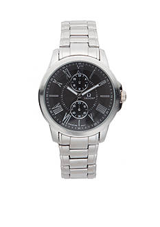 Legion Men's Silver-Tone Sport Watch