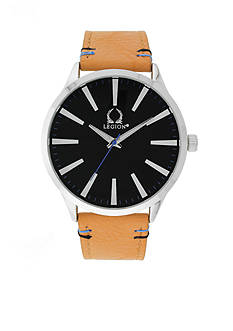 Legion Men's Tan Chronograph Watch