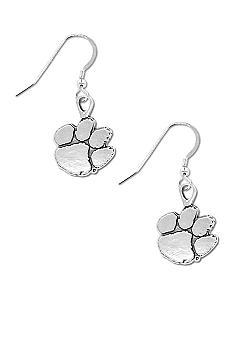 Legacy Clemson Charm Earrings