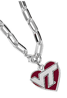 Legacy Virginia Tech Link Necklace