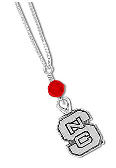 Legacy North Carolina State Crystal Drop Necklace