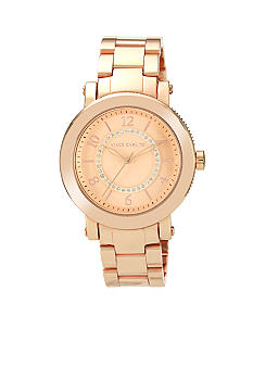 Vince Camuto Rose Gold Watch With