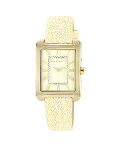 Vince Camuto Stingray Pattern Strap Watch