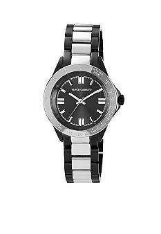 Vince Camuto Gun Metal Bracelet Watch