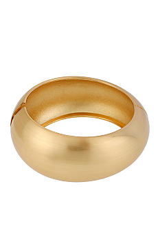 CYNTHIA Cynthia Rowley Gold Hinge Bangle Bracelet